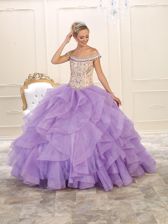 6ec782019b Beautiful Quinceañera Dress - Fancy Chic Dresses - Dresses for every ...