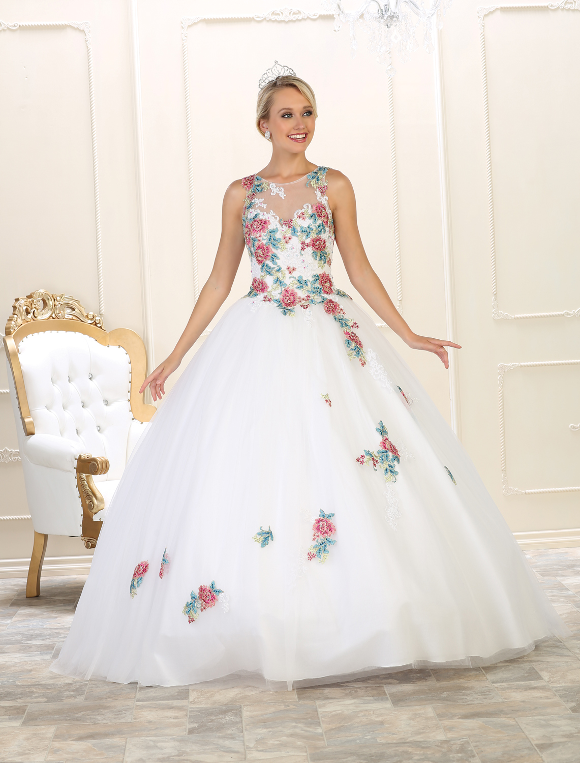 d661aa149c9 Beautiful Quinceañera Dress - Fancy Chic Dresses - Dresses for every ...